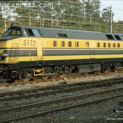 HLD 5172 SNCB à Loewen (B)