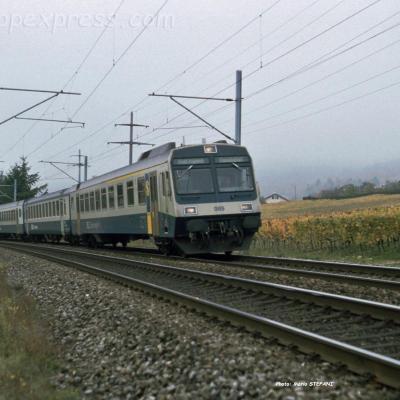 ABt 989 BLS à Boudry (CH)