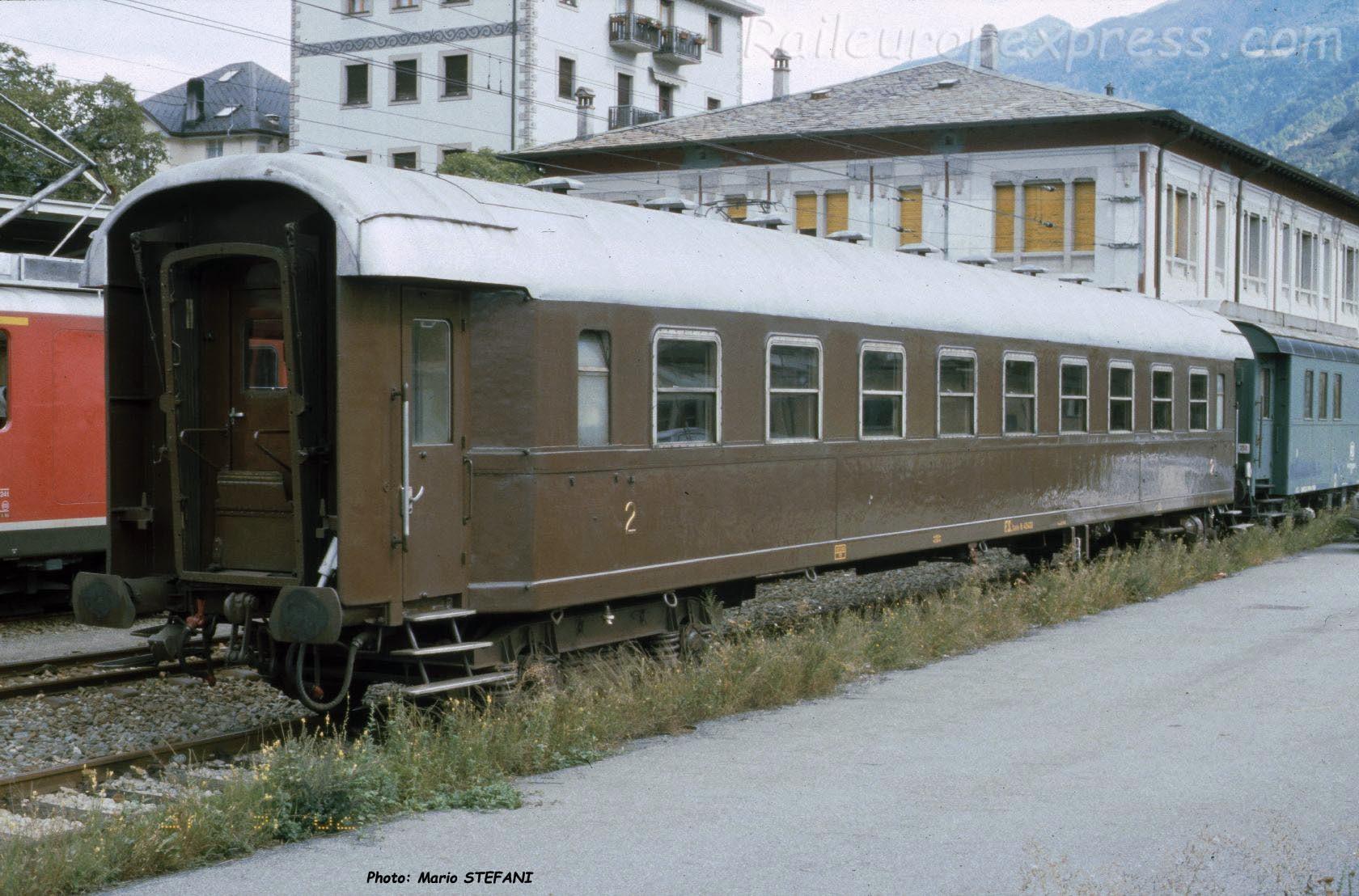 Bz FS à Tirano (I)