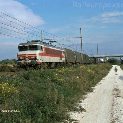CC 6538 SNCF à Pierrelatte (F-26)
