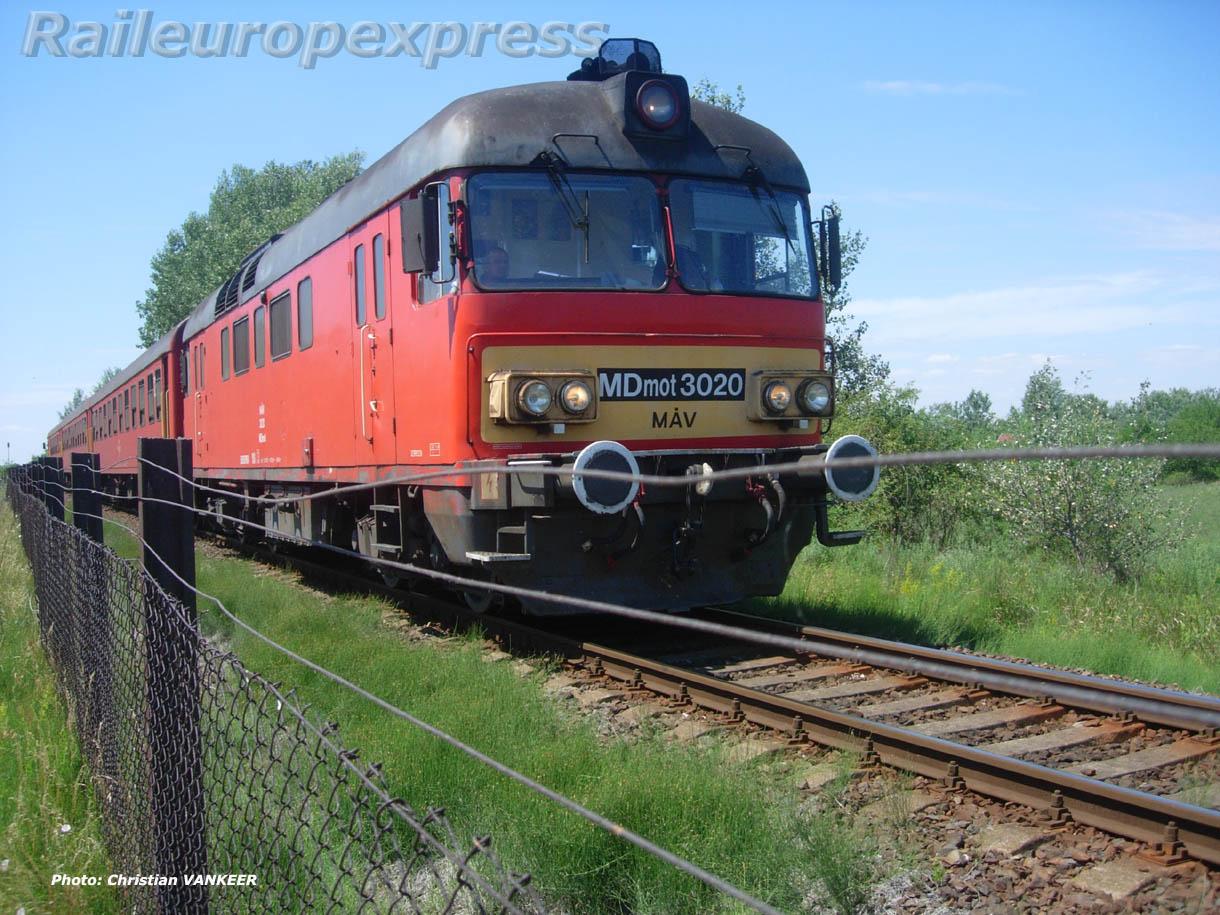 MD 3020 MAV