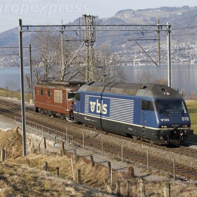 Re 465 018-3 BLS à Kumm