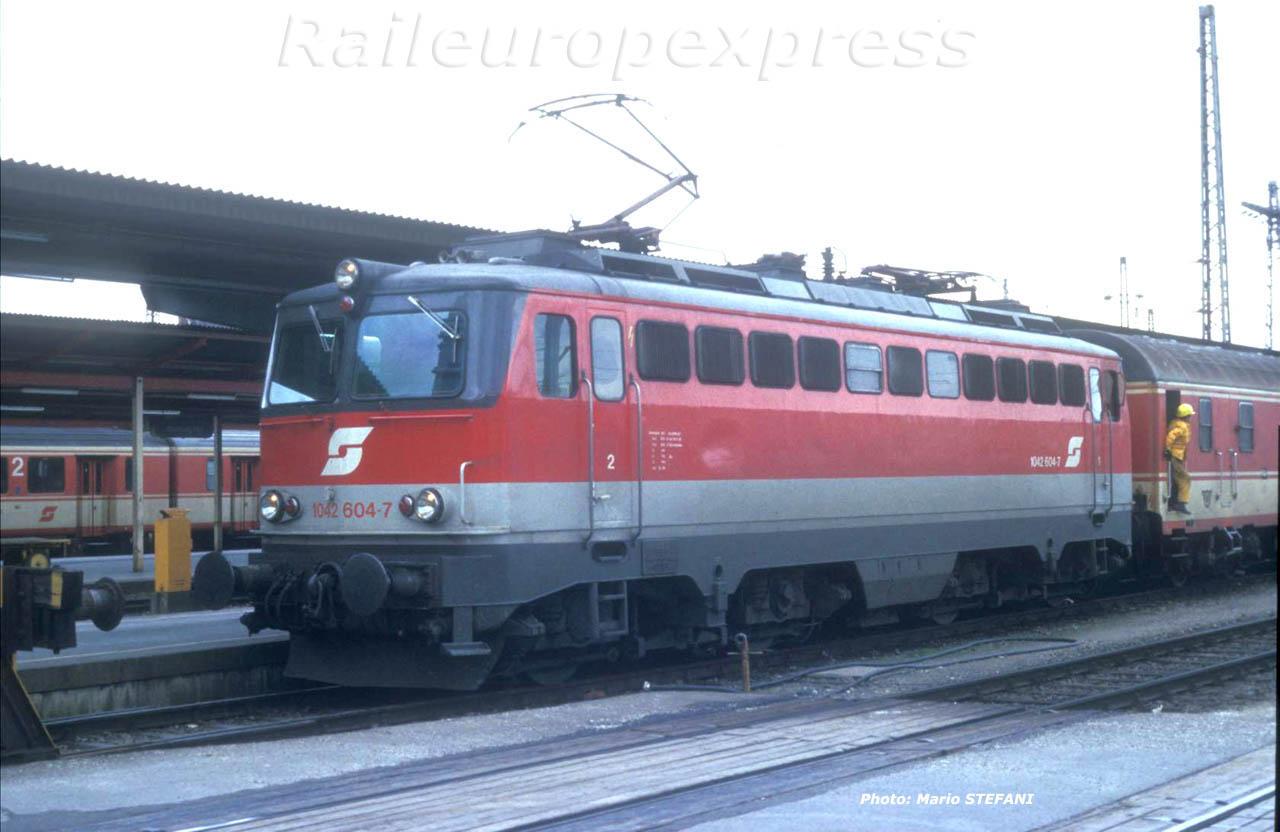 OBB 1042 604 7 Salzburg
