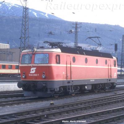 OBB 1044 093-1 Innsbruck