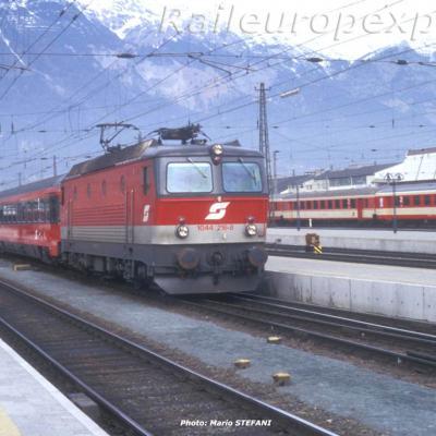 OBB 1044 216-8 Innsbruck