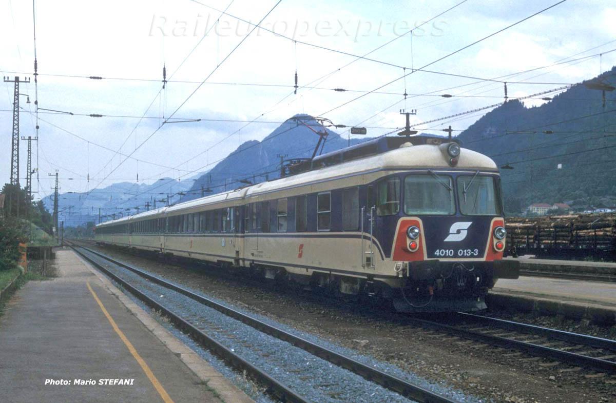 OBB 4010 013-8 Jenbach