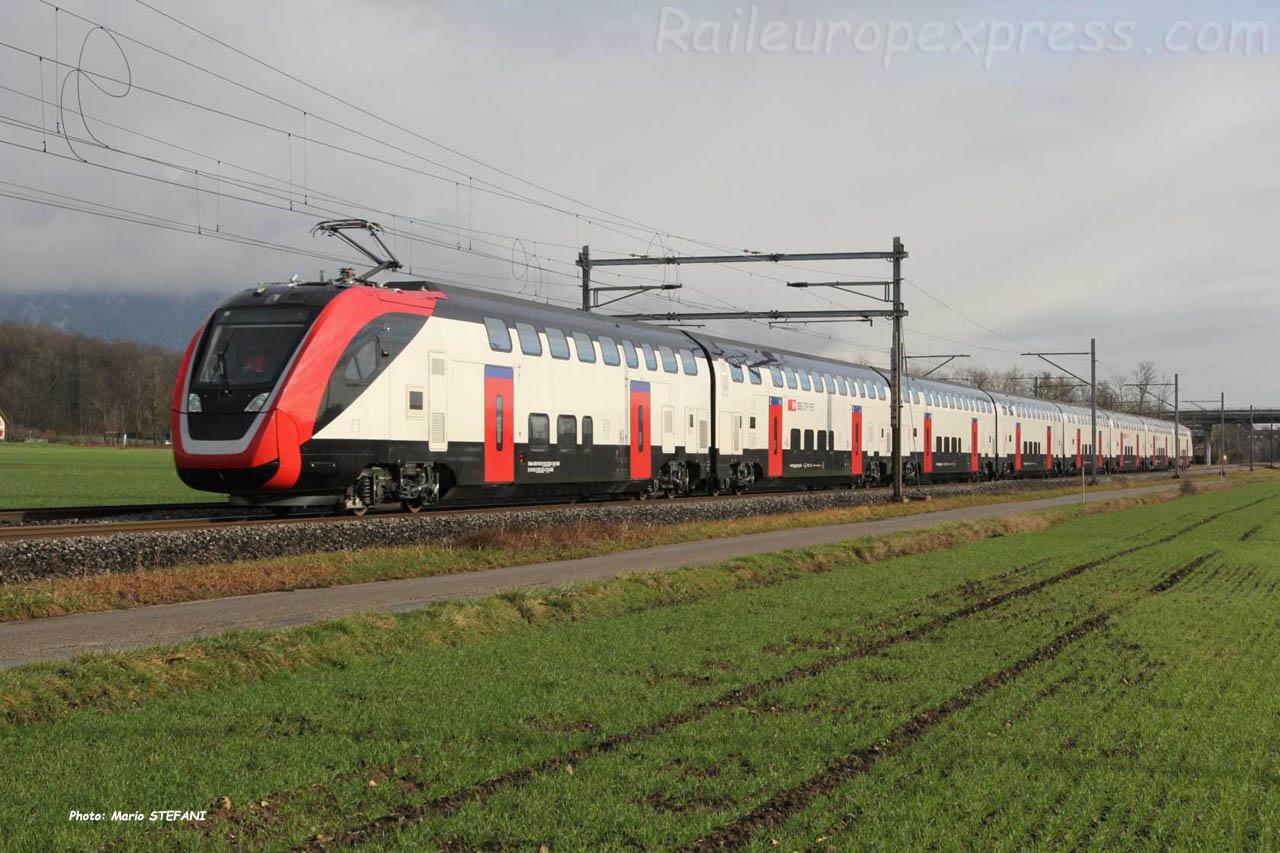 RABDe 502 CFF à Bettlach (CH)