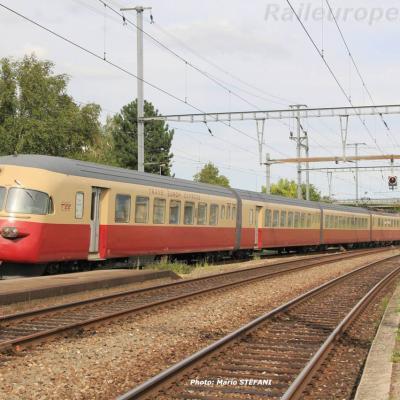 RAe 1053 CFF TEE à Auvernier (CH) 3