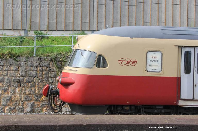 RAe 1053 CFF TEE à Auvernier (CH) 5