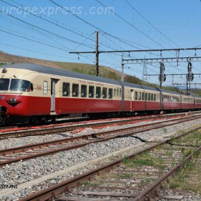 RAe 1053 CFF TEE à La Plaine (CH)