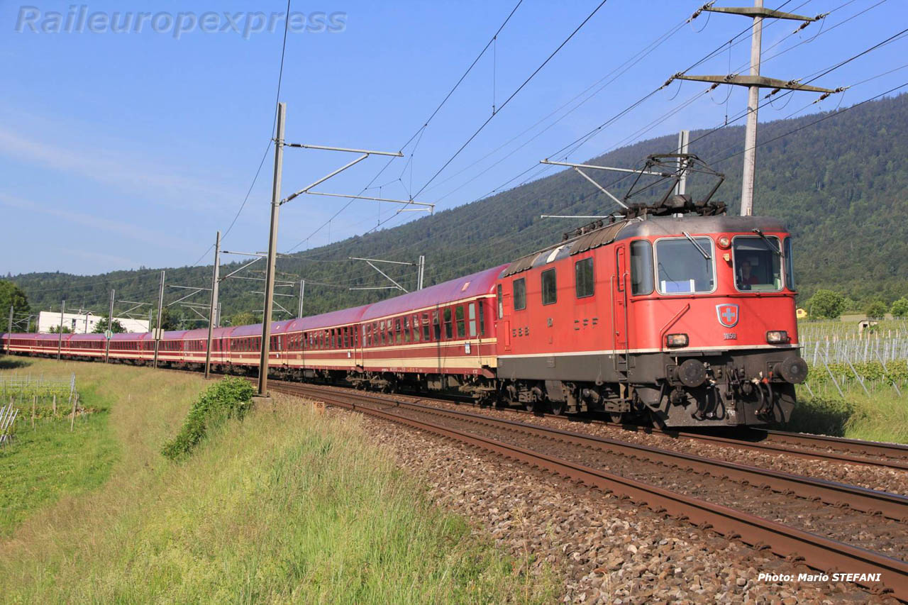 Re 4/4 II 11150 CFF