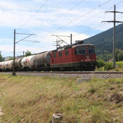Re 420 259-4 CFF à Boudry (CH)