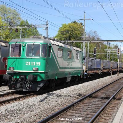 Re 420 506-8 MBC à Morges (CH)