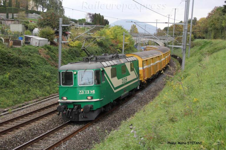 Re 420 506-8 MBC à Planeyse (CH)