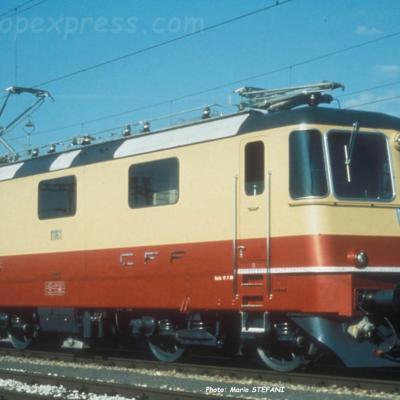 Re 4/4 II 11161 CFF