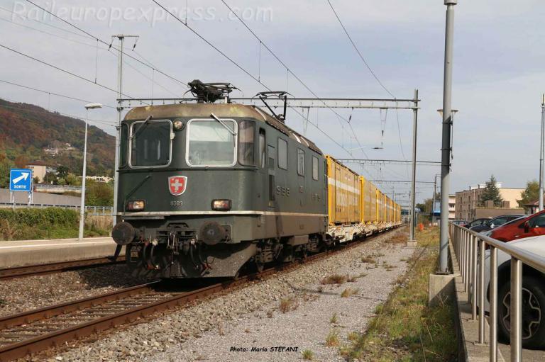 Re 4/4 II 11309 CFF Le Landeron (CH)