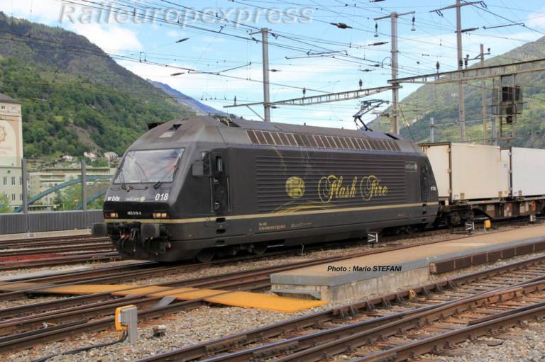 Re 465 018-5 BLS (CH)