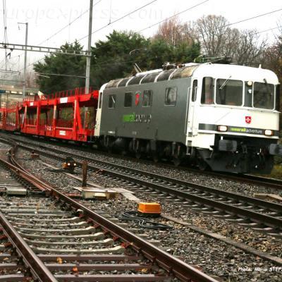 Re 620 003-4 RADVE à Boudry (CH)