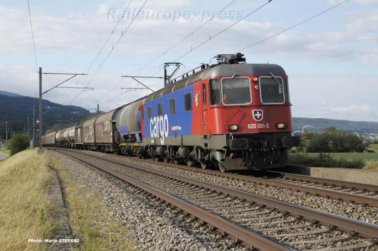Re 620 061-2 CFF à Boudry