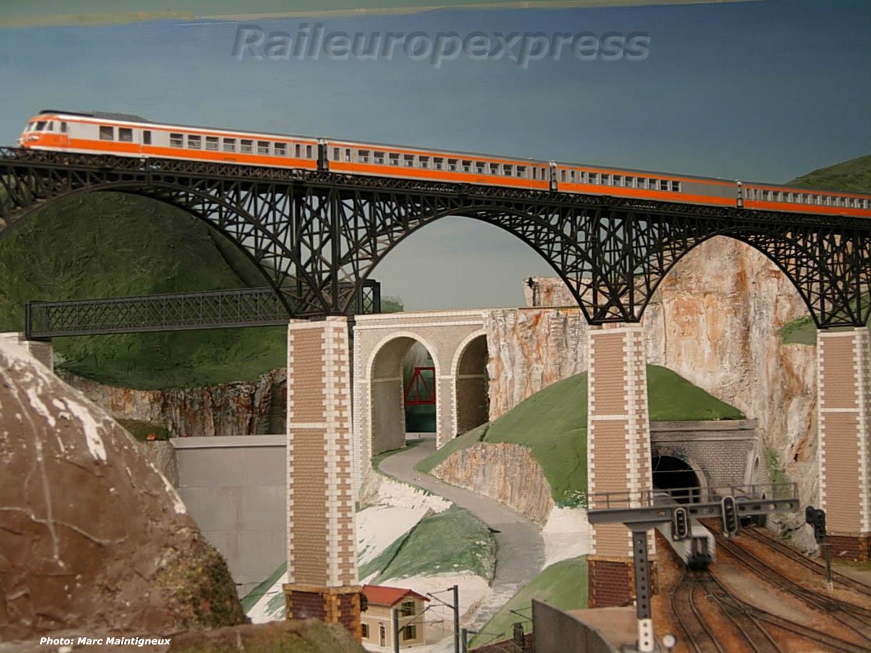RTG sur le réseau de La Varenne