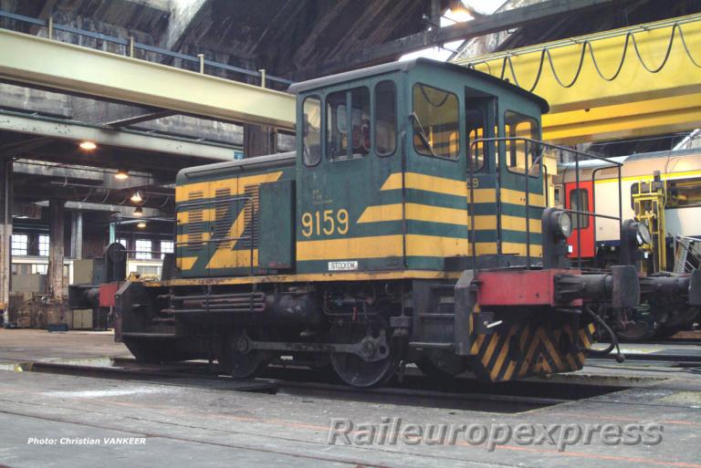 SNCB GM TYPE 9000