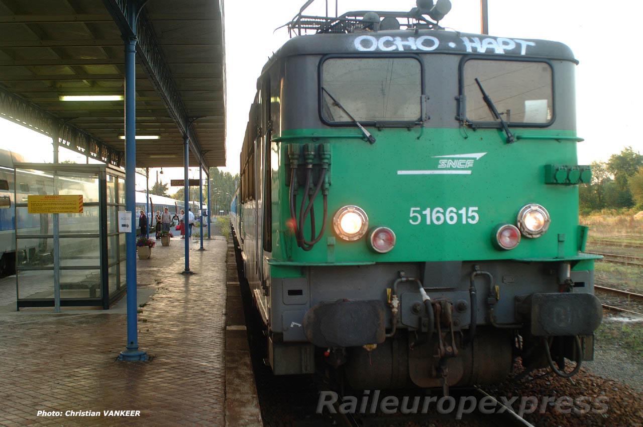 SNCF BB 16615