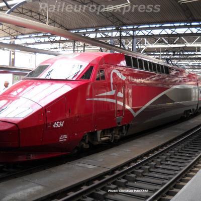 TGV Thalys