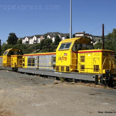 UM de BB 69000 SNCF à Saint Flour  (F-15)