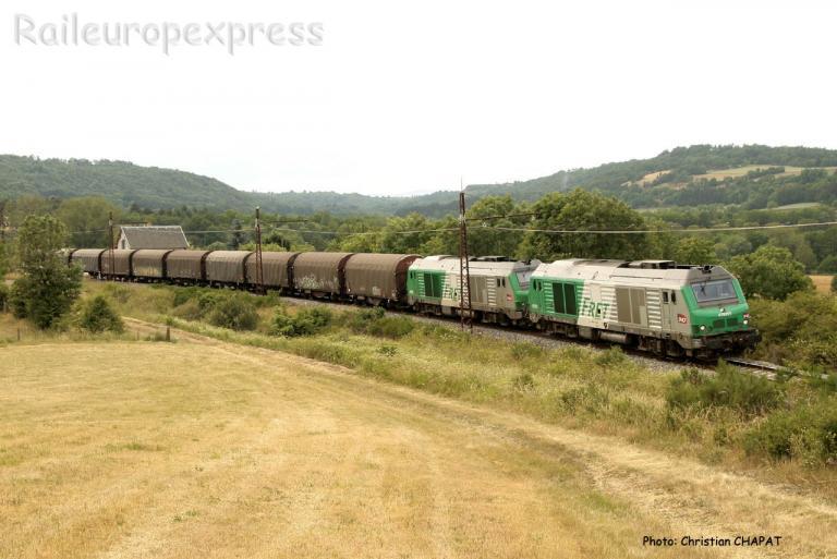 UM de BB 75000 SNCF