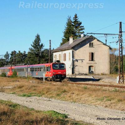 UM de Z 7300 à Saint Sauveur de Peyre