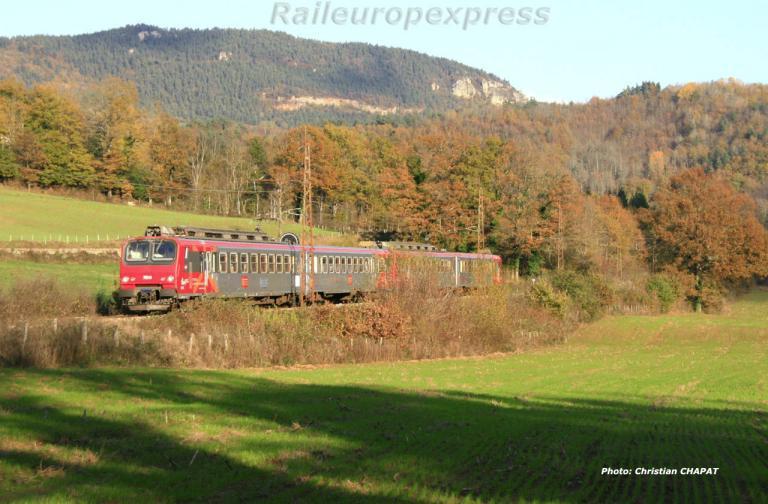 UM de Z 7300 près de Banassac la Canourgue (F 48)