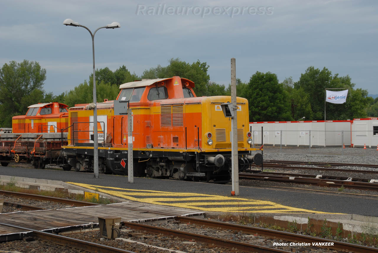 V 100 Colas Rail