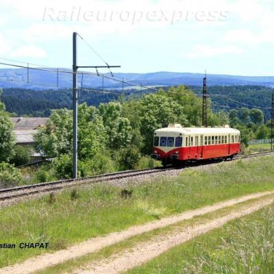 X 2403 peu après Ruynes en Margeride