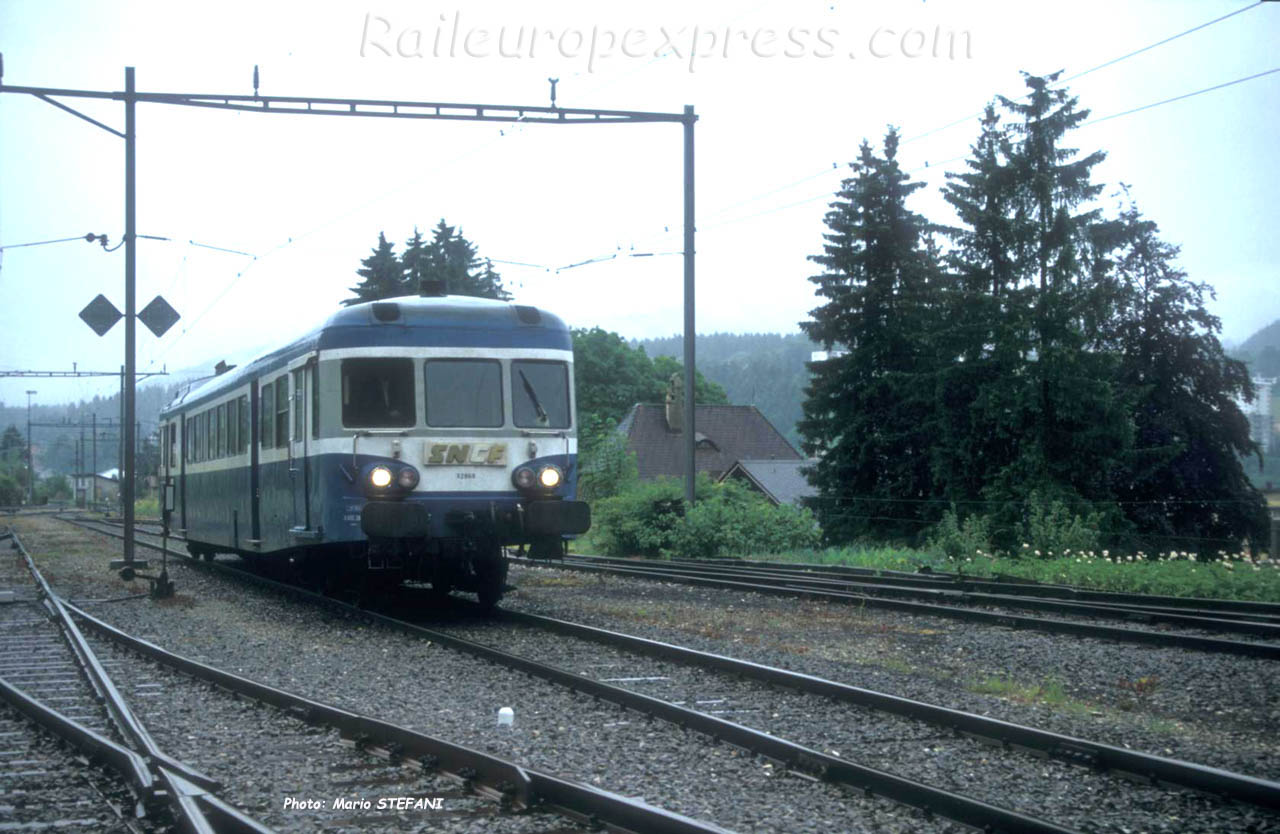 X 2868 SNCF Le Locle (CH)