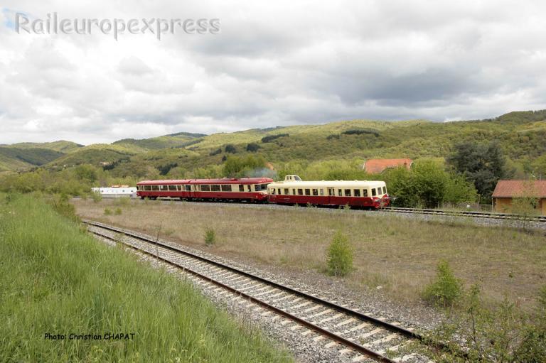 X 3800 + EAD SNCF