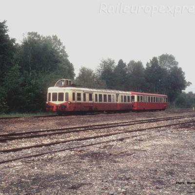 X 3800 SNCF à Farremoutiers (F)