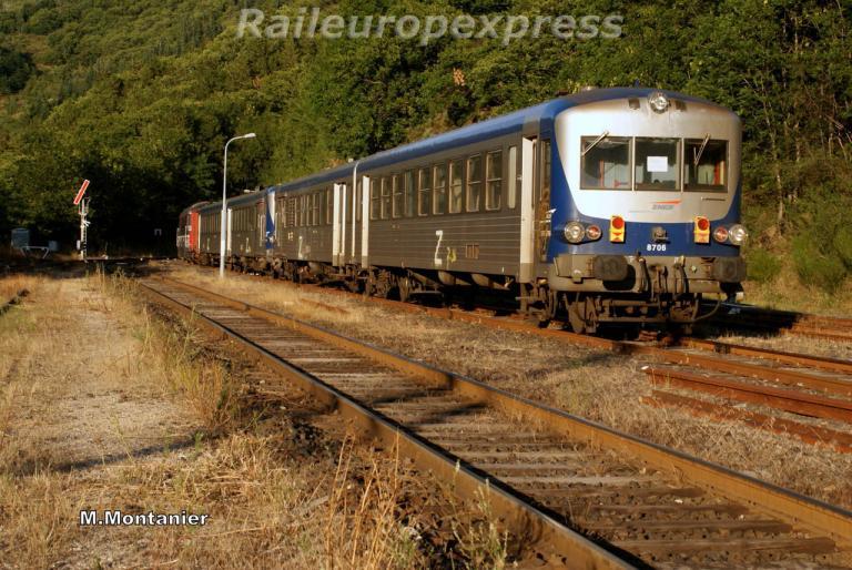 X 4700 en véhicule à Villefort