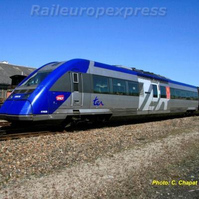 X 72576 à d'Aurillac