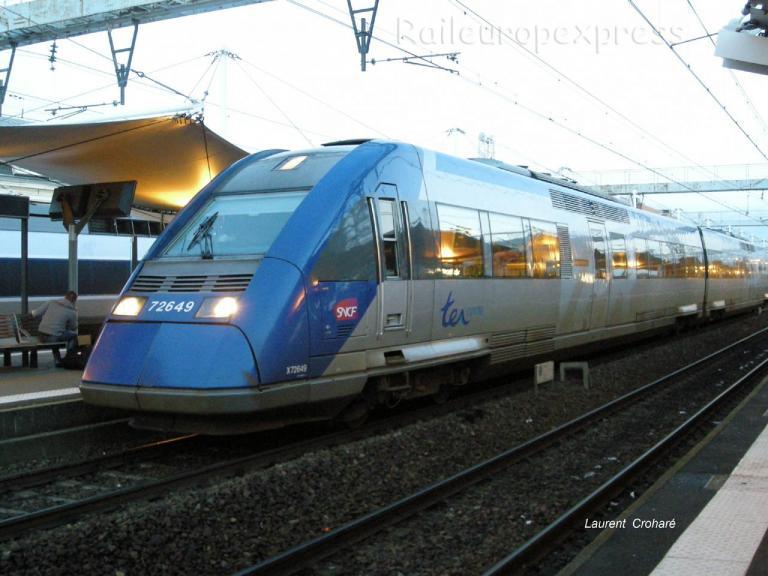X 72694 SNCF