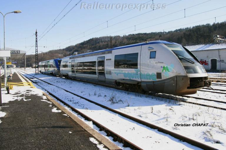 X 73500 à Neussargues