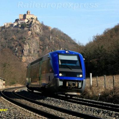 X 73500 près d'Issoire