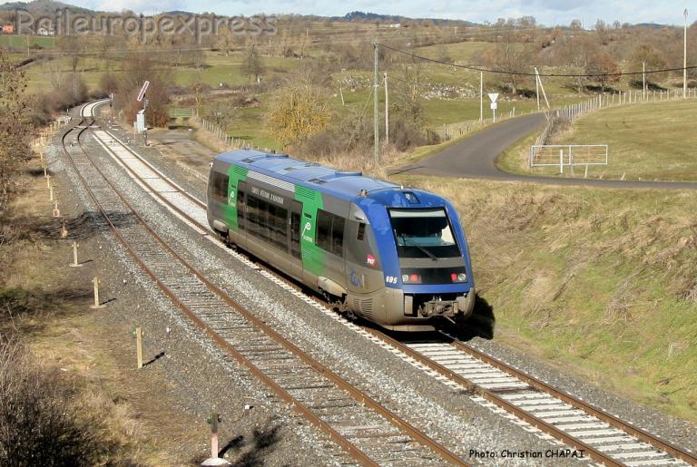 X 73695 SNCF