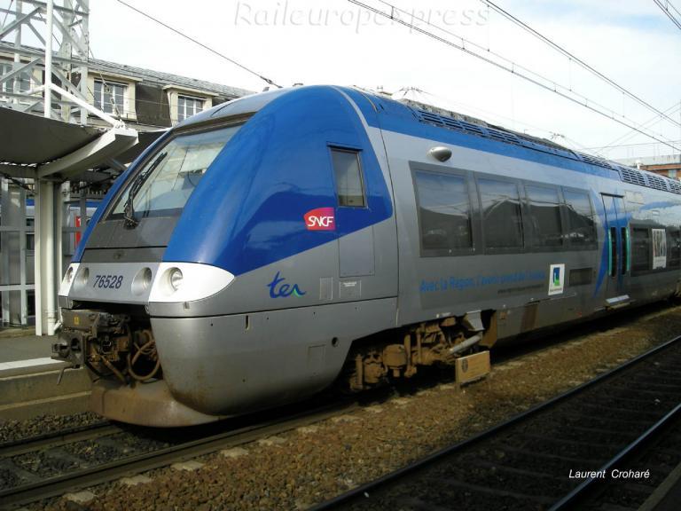 X 76528 SNCF