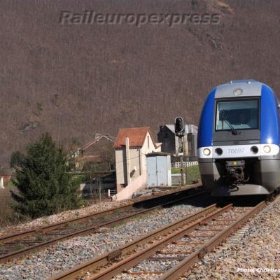 X 76697 SNCF