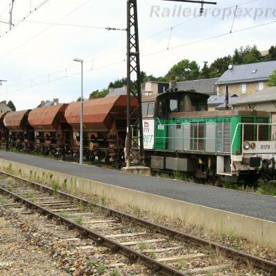 Y 8179 à Aumont-Aubrac (F 48)