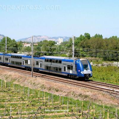 Z 24500 SNCF à Châteaubourg (F-07)