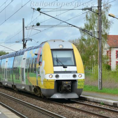 Z 27707 SNCF