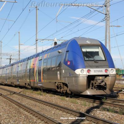 Z 27888 SNCF à Basel