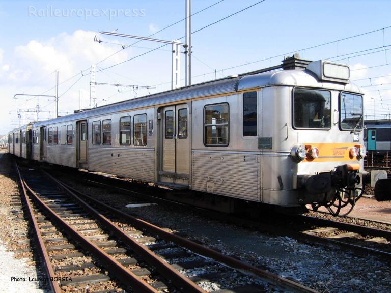 Z 5409 SNCF à Bordeaux (F-33)