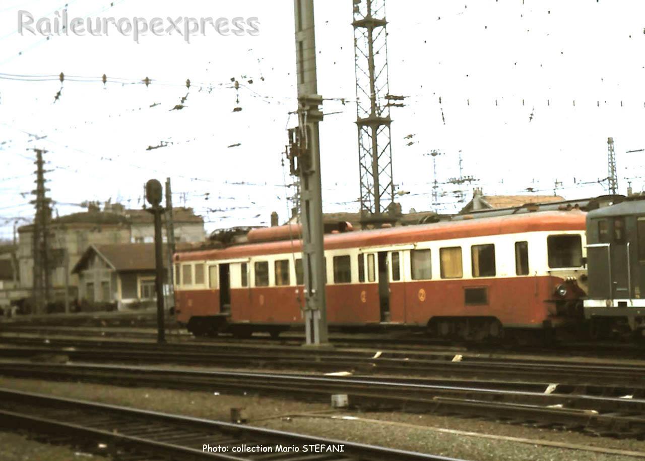 Z 7100 à Nîmes (F-30)